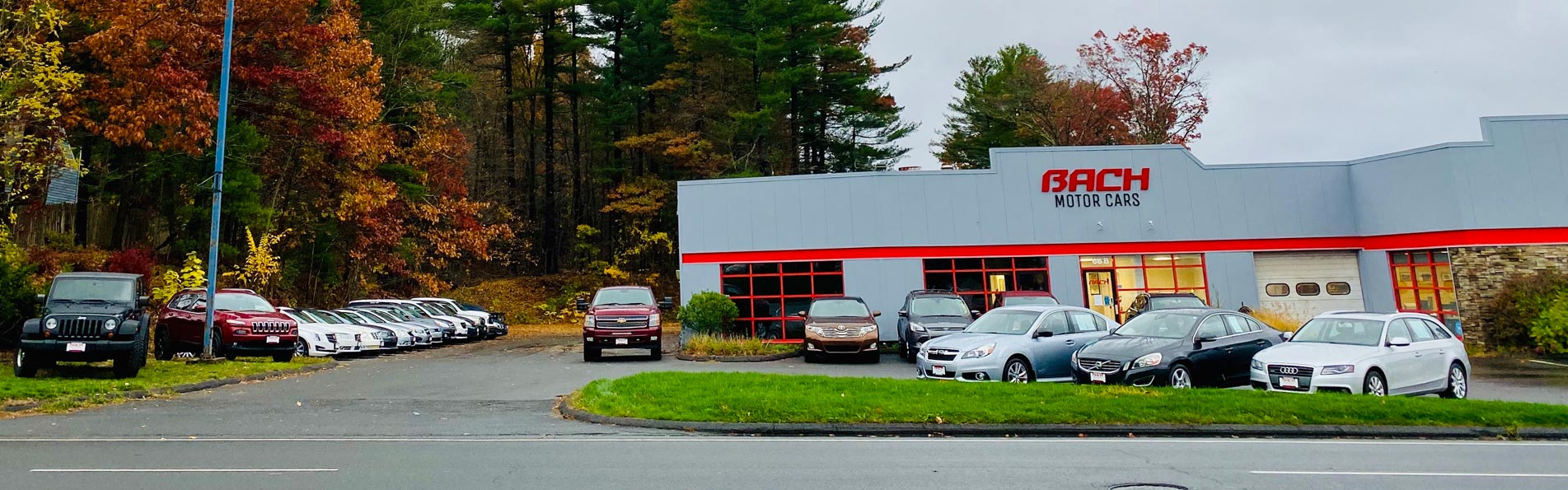Used cars for sale in Canton  | Bach Motor Cars. Canton  CT